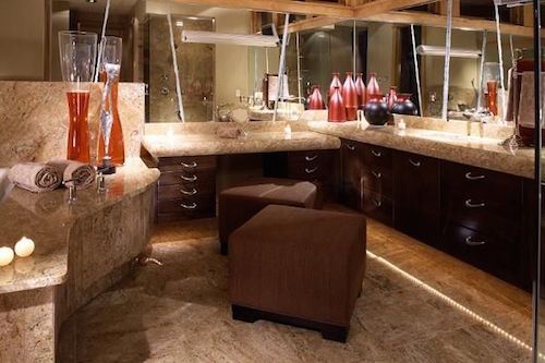 natural stone bathroom countertops by cu0026d granite minneapolis mn