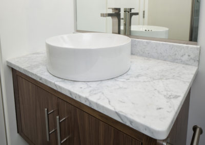 Bathroom Granite Counter