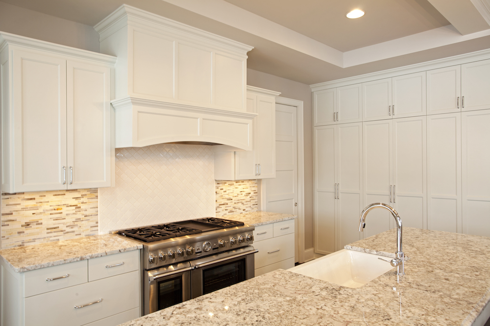 Granite Countertops in Kitchen by C&D Granite Minneapolis MN