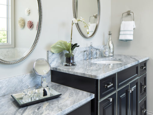 Stone Bathroom Countertops