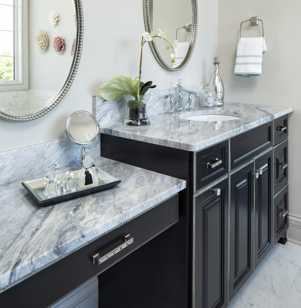 Best Countertops For Bathroom: Granite Bathroom Countertops