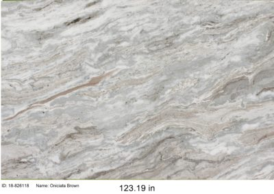 Oniciata Brown Marble