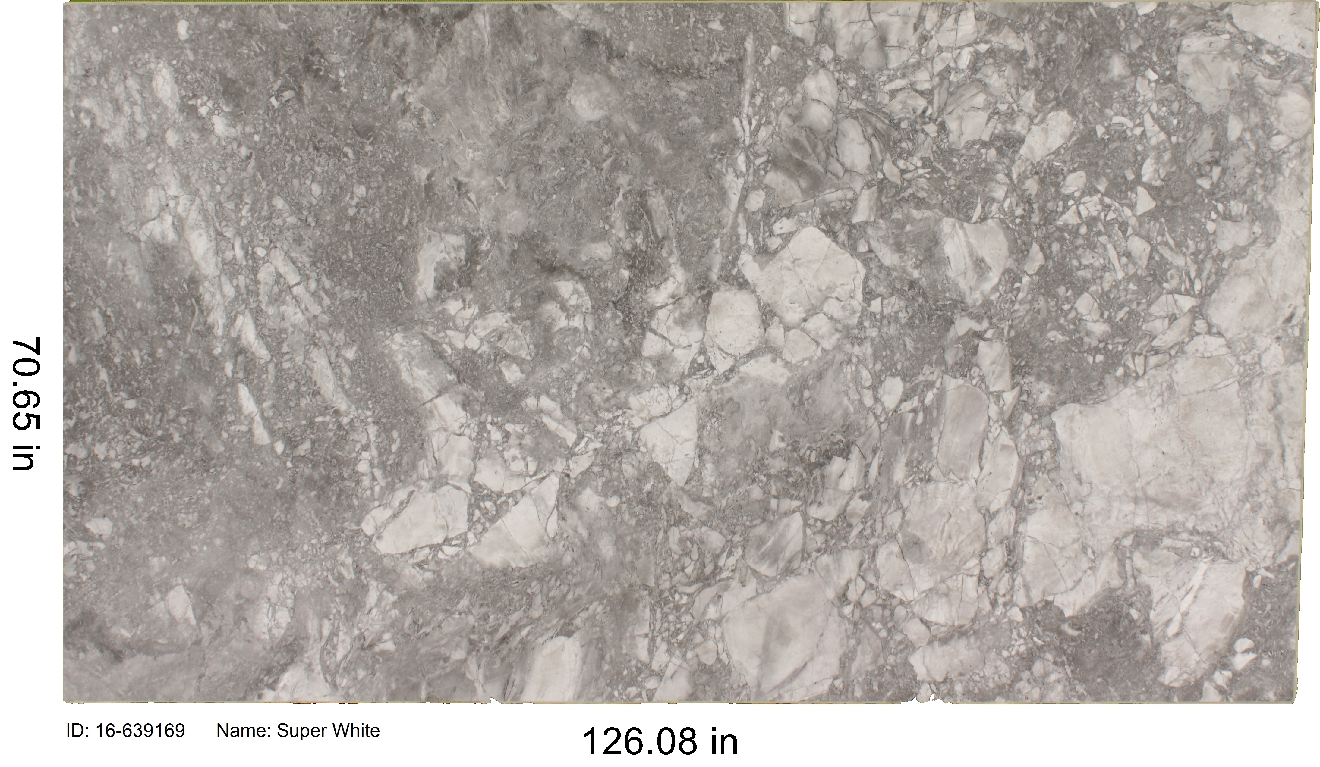 Granite Color Super White