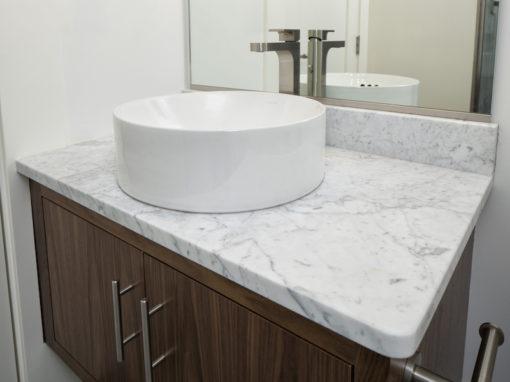 Bathroom Granite Counter