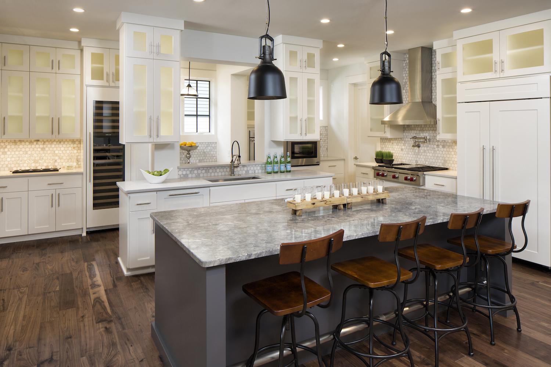 Build Your Dream Kitchen With C D Granite Countertops