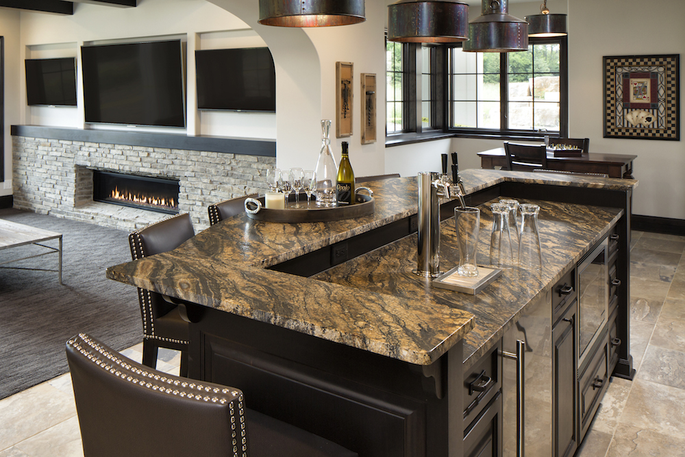 Stone Kitchen Countertop Comparison C D Granite Minneapolis